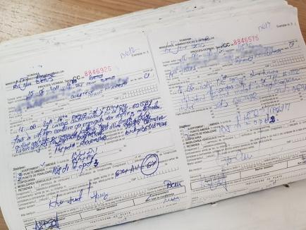 Scurgeri din Poliţie: Mii de documente interne ale Poliției Bihor au ajuns, neautorizat, la o firmă suspectată de evaziune! (FOTO / VIDEO)