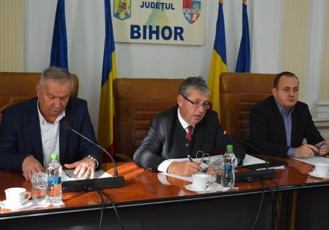Proiectul strategic pe sănătate al judeţului, de aproape 9,5 milioane euro, a fost respins!