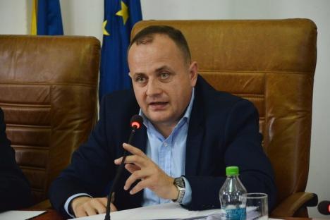 Opoziţia liberală nu l-a validat pe înlocuitorul Anei Maria Tiron în Consiliul Judeţean. Mang: 'Indiferent de ce spune instanţa, doamna Tiron este dată afară' (FOTO)