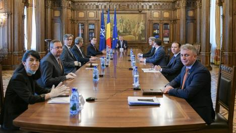 Preşedintele Klaus Iohannis: Românii îşi vor putea amâna plata ratelor cu până la 9 luni