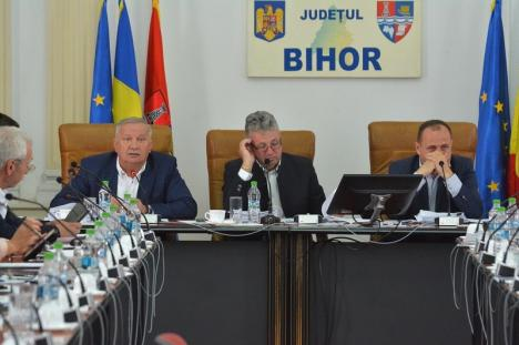 """USR critică dur şefii Bihorului: PSD-UDMR-ALDE """"sabotează dezvoltarea judeţului şi a Oradiei"""" şi este """"pe interese"""""""