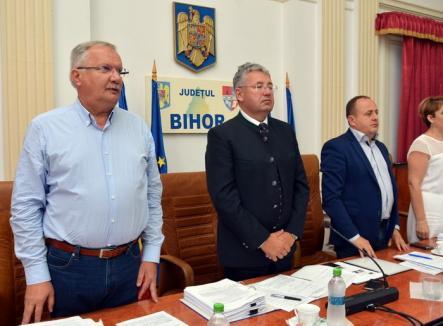 'Balamuc' pe terminate: Judecătorii Curţii de Apel Timişoara tranşează procesul cu scandal dintre PNL Bihor şi şefii Consiliului Judeţean