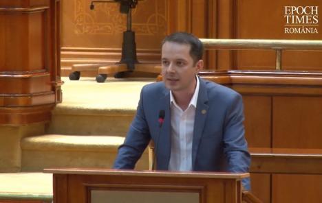 A fost adoptată Legea Pensiilor. Orădeanul Cristian Seidler, deputat USR: 'Nu vă mai satură Dumnezeu de pensii speciale' (VIDEO)