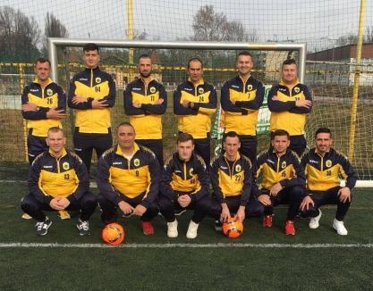 """Cupa Unirii la minifotbal: Selecționata Bihorului nu a trecut de """"optimi"""", Dan Oţil a luat trofeul"""