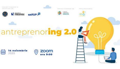 """Antreprenoring 2.0: studenții din Oradea se """"antrenează"""" pentru antreprenoriat"""