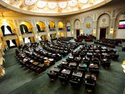 Recalcularea pensiilor militare, respinsă de comisia juridică a Senatului