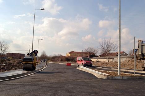 Stop! Strada Oneştilor va fi închisă circulaţiei până pe 29 martie, pe direcţia către Ioşia (FOTO)