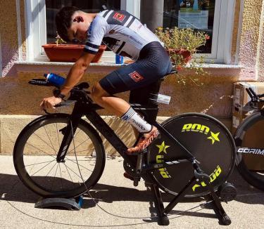 Un orădean a devenit campion naţional la ciclism (FOTO)