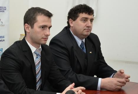 FC Bihor a rămas fără preşedinte, iar un membru AGA a demisionat