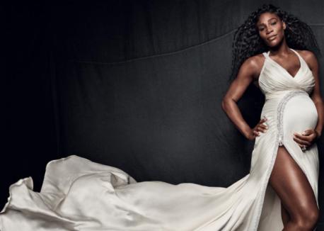 Serena Williams a născut o fetiţă