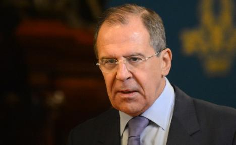 Ministrul rus de Externe: Criza din Ucraina îşi are originile la Bucureşti