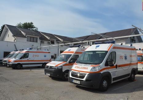 Ilegalişti la Ambulanţă: Un bihorean demască concursurile trucate de la SAJ Bihor