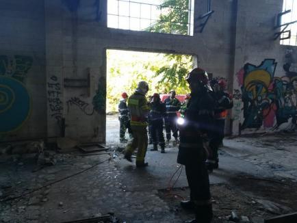 Pompierii bihoreni, peste 20 de misiuni în exercițiul Seism 2018 (FOTO)