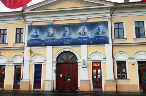 Adio Sex&Love: De ce s-a închis sex shop-ul din Piața Unirii din Oradea
