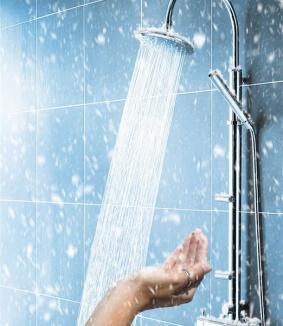 Două zile de duşuri reci pentru o parte din orădeni