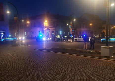 Şoferiţă din Oradea, ameninţată cu pistolul de un ieşean cu care s-a şicanat în trafic. Cei doi au ajuns la Poliţie (VIDEO)