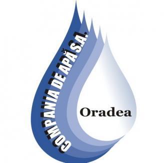 Compania de Apă Oradea: se întrerupe furnizarea apei potabile pe străzile Nufărului şi Ialomiţei