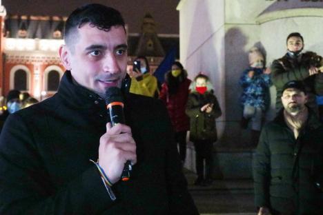 """S-a rupt lanțul de iubire: Exclus din AUR, Mihai Lasca îl acuză de dictatură pe """"pretinsul"""" președinte George Simion"""