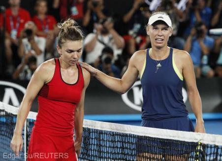 Simona Halep, înfrângere dramatică în finala Australian Open. Românca a pierdut locul 1 WTA