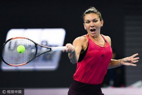 Noua regină a tenisului, Simona Halep, a pierdut finala de la Beijing