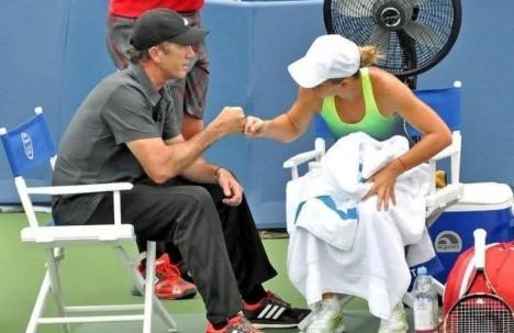 Motivul pentru care antrenorul Daren Cahill a renunțat la colaborarea cu Simona Halep