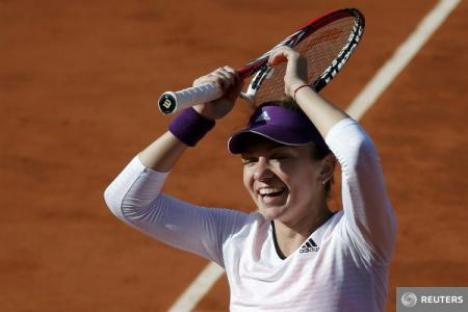 Simona Halep s-a calificat în semifinalele Roland Garros