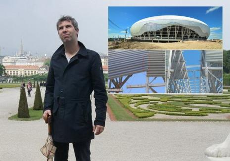 Un inginer orădean 'demolează' noul stadion din Craiova. Siguranța spectatorilor e în pericol! (FOTO)