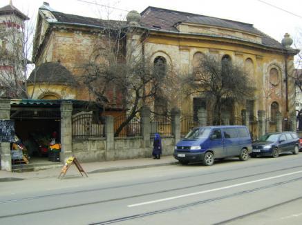 Sinagoga din strada Primăriei va fi muzeu