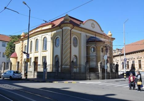 Sărbătoarea luminilor. Muzeul Evreilor va fi inaugurat pe 5 decembrie la Sinagoga Aachvas Rein