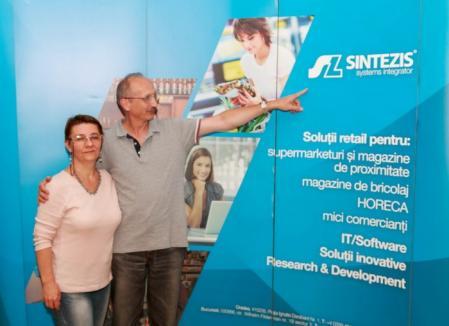 """Patronul Sintezis, la un sfert de secol de afaceri în România: """"Luați firma asta și duceți-o mai departe, măcar 25 de ani"""" (FOTO)"""