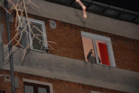 La bine şi la greu: Cum s-au folosit anchetatorii de soţia interlopului Adi Grasu pentru a-l localiza (FOTO / VIDEO)