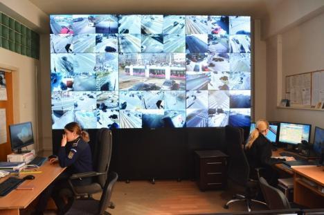 Fără concurent: RCS & RDS vrea să fie furnizorul celor 600 de camere noi de supraveghere din Oradea