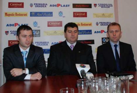 Noua conducere acuză vechii şefi ai FC Bihor: Clubul a fost prost manageriat