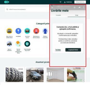Atenţie la fraudele de pe OLX. 18 bihoreni care au postat anunţuri de vânzări au reclamat la Poliţie atacuri din partea unor hackeri