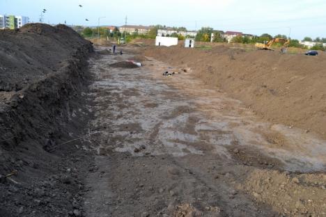 Descoperiri importante în Oradea: Urme care arată că zona era locuită încă de acum 7.000 de ani (FOTO)