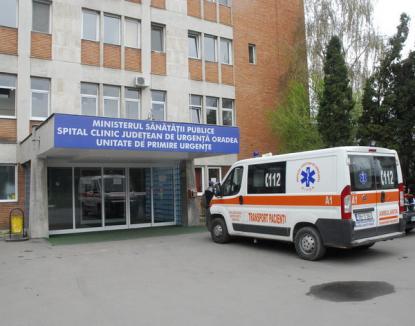 Daţi un ban pentru Spitalul Judeţean!