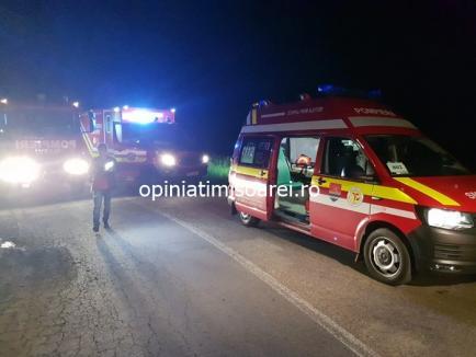 Accident grav: Cinci persoane au murit, singurul supraviețuitor e un copil de 8 ani (FOTO)