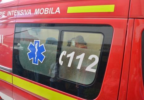 Doi copii şi trei tineri răniţi în accidente rutiere într-o singură seară!