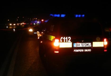 Tragedie în cartierul Nufărul: Un orădean a murit, după ce a căzut de la etajul 8