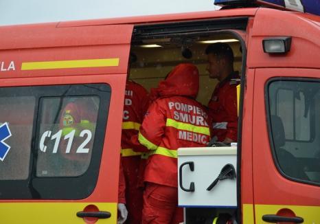 Mort în mașină: Un bărbat a făcut infarct la volan, lângă Penitenciarul din Oradea