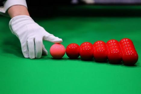 Clubul Black&White organizează o nouă ediție Oradea Snooker Open