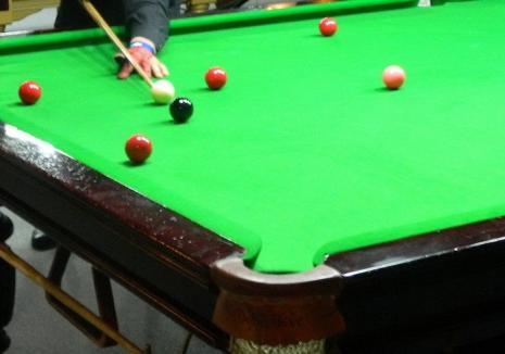 Oradea găzduieşte ediţia a VI-a a Cupei 'Black&White' la snooker