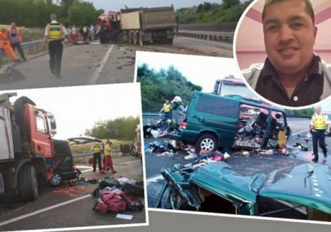 Şoferul care a provocat accidentul din Ungaria a mai fost implicat în două evenimente grave. Anul trecut a băgat o tânără în comă!