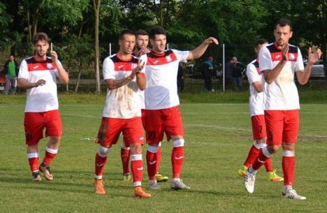 Adio, Liga a III-a! CS Diosig a pierdut cu 0-1, jocul de la Zăbrani, cu Șoimii Lipova