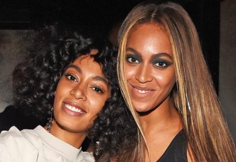 Solange, sora lui Beyonce, suferă de o tulburare a sistemului nervos