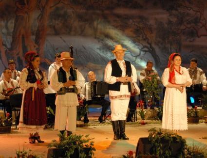 """Preselecţie pentru festivalul """"Mândru-i cântecu-n Bihor"""""""