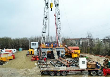 Primăria Oradea a obținut licenţa pentru exploatarea apelor geotermale