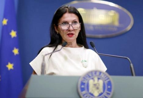 Sorina Pintea, reţinută de procurorii DNA pentru luare de mită. Ce acuzații i se impută fostului ministru al Sănătății