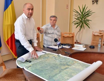 25 milioane euro! Centura dintre Calea Sântandreiului şi Şoseaua Borşului ar putea fi făcută cu finanţare europeană