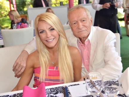 Văduva lui Hugh Hefner n-a moştenit nimic din averea uriaşă a fondatorului Playboy